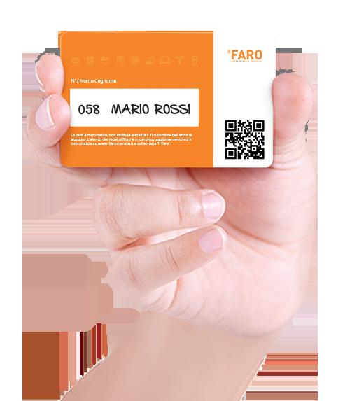 Faro Card 2018